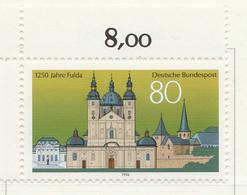 PIA - GER-  1994  : 1250° Anniversario Della Città Di Fulda  -  (Yv 1550) - [7] Repubblica Federale