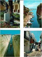 GRECE / Lot +2000 C.P.M. écrites - Postkaarten