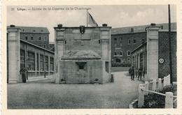 CPA - Belgique - Liège - Entrée De La Caserne De La Chartreuse - Liege