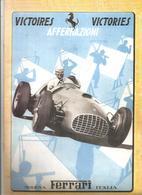 Ferrari, Modena, 2008, Affermazioni, Victoires, Victories, 8 Pagg. Riccamenten Illustrate. - Engines