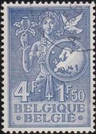 Belgie  .   OBP   .     929         .   **    .   Postfris ZONDER Plakker    .   /  .  Neuf SANS Charniere - Belgique