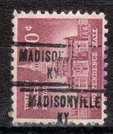 USA Precancel Vorausentwertung Preo, Locals Kentucky, Madisonville 734, Double - Vereinigte Staaten
