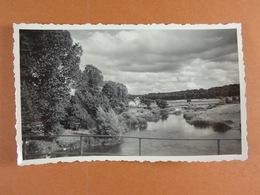 Photo D'amateur (11 Cm X 6,5 Cm ) 1935 Vue Prise Du Pont De Martué - Lieux