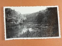 Photo D'amateur (11 Cm X 6,5 Cm ) 1935 Sentier Du T.C. Semois - Lieux
