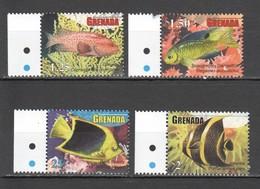 N654 2011 GRENADA FISH & MARINE LIFE 1SET MNH - Vie Marine