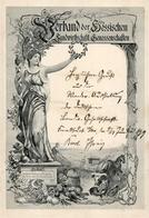 Landwirtschaft Verband Der Hessischen Landwirtschaftl. Genossenschaften 1899 I-II Paysans - Ausstellungen