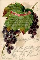 Wein Breslau M. Kempinski & Co. Litho 1906 I-II Vigne - Ausstellungen