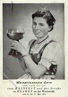 Wein Haardt (6730) Weinprinzessin Lore I-II Vigne - Ausstellungen