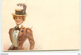 Jeune Femme - Strasses - Illustrators & Photographers