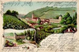 Wein Metz (57000) Frankreich Champagner Kellerei Schloss Vaux 1905 I-II Vigne - Ausstellungen
