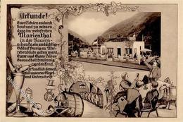 Wein Waldporzheim (5483) Gasthaus Bauernschenke I-II Vigne - Ausstellungen