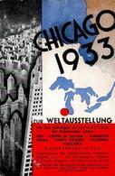 Ausstellung Weltausstellung Chicago 1933 I-II Expo - Ausstellungen