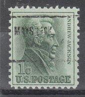 USA Precancel Vorausentwertung Preo, Locals Kentucky, Mays Lick 704 - Vereinigte Staaten