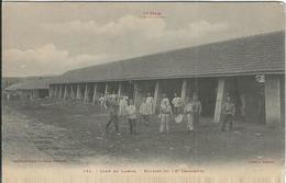 Aveyron, Camp Du Larzac : Ecuries Du 13eme Chasseurs... - Autres Communes