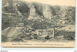 Société Minière D'Almagrera - Vue Générale De La Sierra Almagrera (Baranco Jaroso) - Almería