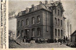 CPA HÉNIN-LIÉTARD Chateau Pour La Societe Des Mines De Dorgues (405927) - Henin-Beaumont