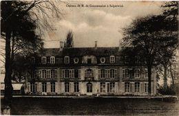 CPA SALPERWICK Chateau De M. De Coussemaker (413976) - Frankrijk