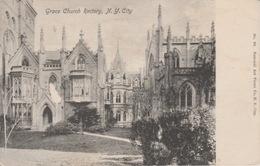 19 / 8 / 463. -  N. Y.   CITY  -,,GRACE  CHURCH  RECTORY. - New York City