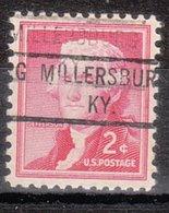 USA Precancel Vorausentwertung Preo, Locals Kentucky, Millersburg 821 - Vereinigte Staaten