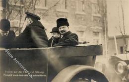 Politiker Russland Trotzki Foto AK I-II - Politik