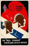 Patriotik Frankreich I-II - Politiek