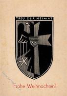 BERLIN - TREU Der HEIMAT - Frohe WEIHNACHTEN - SUDETENDEUTSCHER TAG 1950 Neben-S-o I-II - Politik