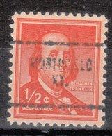 USA Precancel Vorausentwertung Preo, Locals Kentucky, Monticello 704 - Vereinigte Staaten