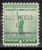 USA Precancel Vorausentwertung Preo, Locals Kentucky, Morganfield 713 - Vereinigte Staaten