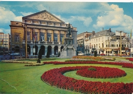 CP - Belgique - Liège - Place Du Théâtre - België