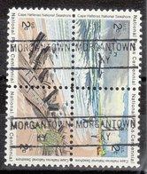USA Precancel Vorausentwertung Preo, Locals Kentucky, Morgantown 841, Hatteras Block - Vereinigte Staaten