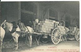 TOURNEMIRE   (  AVEYRON  )   L 'EMBARQUEMENT   DES FROMAGES  DE ROQUEFORT - Autres Communes