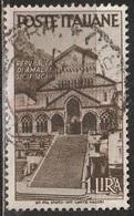 1946 Avvento Della Repubblica In Italia - 1 Lira - Usato - 6. 1946-.. Republic