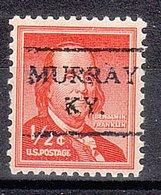 USA Precancel Vorausentwertung Preo, Locals Kentucky, Murray 716 - Vereinigte Staaten
