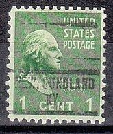 USA Precancel Vorausentwertung Preo, Locals Kentucky, Newfoundland 734 - Vereinigte Staaten