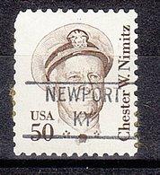 USA Precancel Vorausentwertung Preo, Locals Kentucky, Newport 841 - Vereinigte Staaten