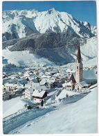 Nauders, 1365 M. Am Reschenpaß - Tirol - Nauders