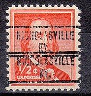 USA Precancel Vorausentwertung Preo, Locals Kentucky, Nicholasville 734 - Vereinigte Staaten