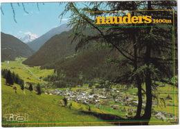 Nauders Am Reschenpaß, 1400 M  - Tirol - Oberinntal Mit Ortlergruppe - Nauders