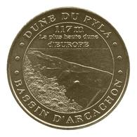 Monnaie De Paris , 2011 , La Teste De Buch , Bassin D' Arcachon , Dune Du Pyla - Monnaie De Paris
