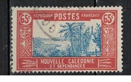 NOUVELLE CALEDONIE              N°     YVERT     151    OBLITERE       ( Ob  5/20 ) - Neukaledonien
