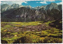 Lienz / Osttirol, Im Hintergrund Die Lienzer Dolomiten - Lienz