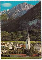 Lienz / Osttirol, Mit Pfarrkirche St. André, Im Hintergrund Die Laserz, 2718 M - Lienz