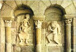 LAGRAULIERE - Bas Relief De L'église Saint Pierre Et Saint Paul - Frankreich