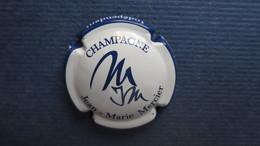 CAPSULE CHAMPAGNE JEAN MARIE MERCIER. Blanc Tour Bleu - Zonder Classificatie