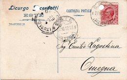 Padova - Este - Licurgo Sacerdotti - 1912 - Padova