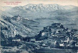 L'Aquila - Castelvecchio Subequo - Veduta Dal Calvario - Fg Vg - L'Aquila