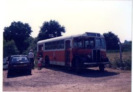 35mm ORIGINAL PHOTO BUS POURTUGAL PICHELEIRA - F133 - Foto