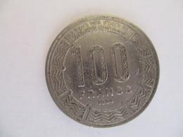 Gabon: 100 Francs 1984 - Gabon