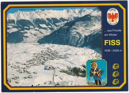Fiss, 1436-2426 M, Tirol - '... Aus Freude Am Winter' - SKI - Landeck