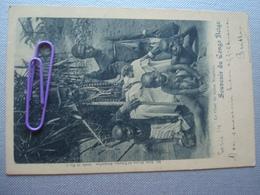 CONGO BELGE : Le Chef De Tribu NEMBAO En 1899 - Congo Belge - Autres